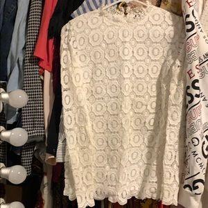 J. McLaughlin Crochet Top